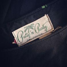 Cute vintage label!