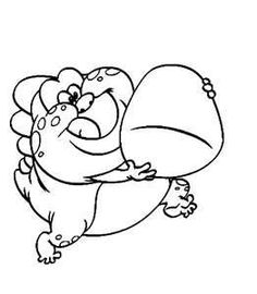 candyland characters coloring pages bing images - Candyland Pictures To Color