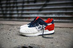 "Concepts x Asics Gel Lyte III ""Boston Tea Party"""
