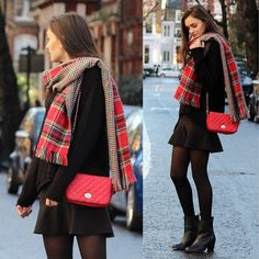 Tartan and Scarves