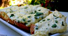 Monterey Ranch Bread | Noble Pig A delicious, cheesy appetizer or side for that BBQ.