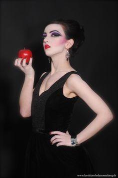 Evil Queen Make Up