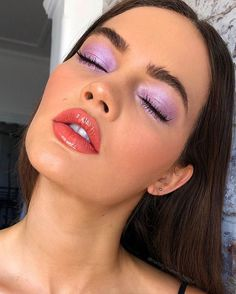 10 Ultimate Summer Makeup Trends That Are Hotter Than Summer Days Ecemella - . - 10 Ultimate Summer Makeup Trends That Are Hotter Than Summer Days Ecemella 10 Ultimate Summer Makeu - Cute Makeup, Pretty Makeup, Makeup Art, Clown Makeup, Simple Makeup, Awesome Makeup, Halloween Makeup, Easy Makeup, Halloween Halloween
