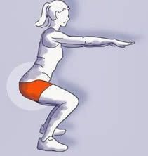 L'esercizio che è 1000 volte più efficace dei classici squat, per avere glutei perfetti in poche settimane
