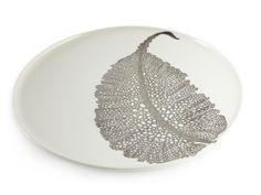 Silver Sea Fan Serving Piece by Caskata from Allegra Hicks on OpenSky >> Lovely Serving Piece!
