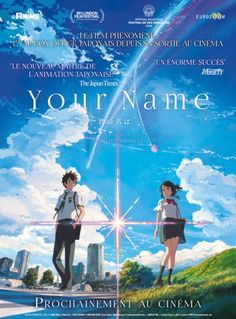 Un trailer VOSTFR pour Your Name (Kimi no Na wa.)