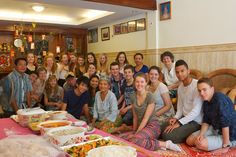 Tijdens de PURE! Expedition reis zal je typisch cambodjaanse gerechten eten! www.pureexpedition.nl