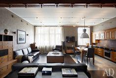 Кухня, совмещенная с гостиной: примеры удобных и стильных интерьеров на фото | Admagazine | AD Magazine
