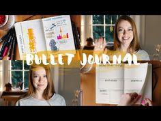 """Bullet Journal: Timelapse / """"Live"""" Doodling Memories Spread & Set-Up…"""