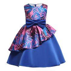 A/&J Design Robes de Bapt/ême pour Les Filles de B/éB/é Robes de Princesse F/ête danniversaire Robes Formelles