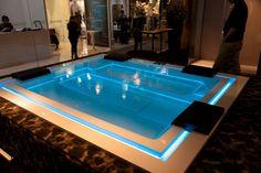 Baddesign mit Badewanne inkl. Lichtdesign zum verlieben
