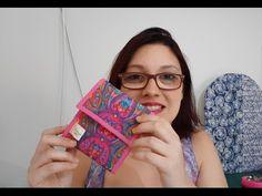 Passo a passo lindo porta absorventes - YouTube