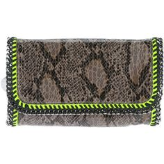 STELLA MCCARTNEY 'Falabella' shoulder bag ($870) ❤ liked on Polyvore