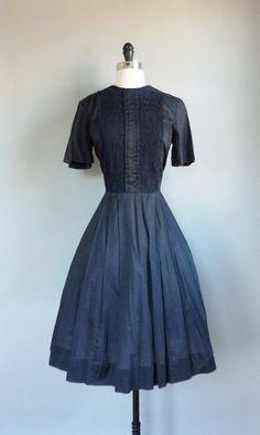 The Paraders Vintage #vintage #1950s #dress