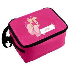 Personalised Lunch Bag - Swan Lake Ballet