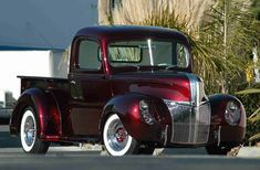 1941 Ford Custom Pickup owned by David Pozzi
