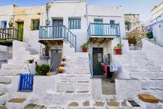 Chora Folegandros Island