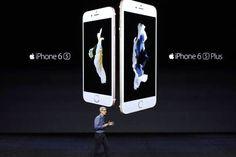 Confira as novidades do iPhone 6s, novo lançamento da Apple: http://www.ctrlzeta.com.br/iphone-6s-e-6s-plus-os-mais-aguardados/
