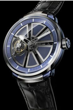 FABERGE: Visionnaire 1 Flying Tourbillon