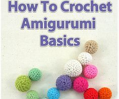 Amigurumi projects are cute and fun to make, but if you don't know how to crochet, you need to learn the basics.  In this instructable, I ...