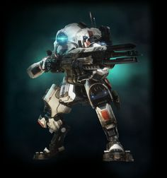 Tone...Another one of the Titans I'm looking forward to piloting in Titanfall 2. Turns out BT-7274 is actually a class in and of himself. Still looking forward to him all the same.