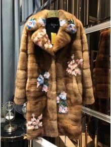 Fendi Fur Coat 2017