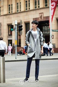 Seo Kang Joon - Bean Pole Outdoor (S/S '17)