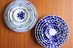 ブルーム プレート 白山陶器 | 日本の手仕事・暮らしの道具店 | cotogoto コトゴト