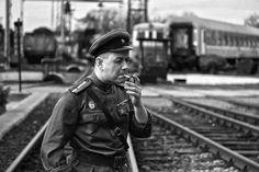The cigarette  #wroclovers #igerswroclaw #igerspoland #igerseurope #igersworld #retroinstameet #wwim15 #muzeumkolejnictwa #jaworzyna #jaworzynaslaska #blackandwhite #blackandwhitephoto #canon #canon5d #canoneos #canoneos5d #train #vintage #fotografia #fotografiaczarnobiala