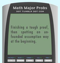 Math world majors