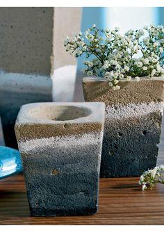 Les objets Déco   Les bétons de Clara   BETON   Pinterest   Concrete ...