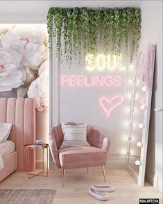 Room Design Bedroom, Room Ideas Bedroom, Home Decor Bedroom, Beauty Room Decor, Beauty Salon Decor, Salon Interior Design, Salon Design, Schönheitssalon Logo, Esthetics Room