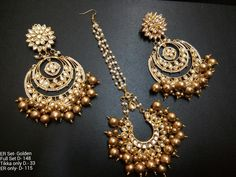 Beautiful mang tikka set available only @LittleAttitude