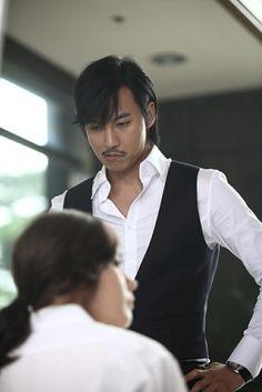 Asian Actors, Korean Actors, Korean Dramas, Good Looking Men, Bad Boys, Actors & Actresses, Beautiful People, How To Look Better, Celebs