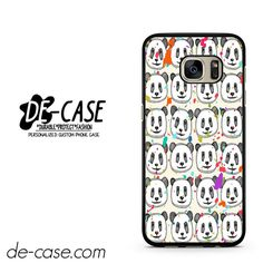 Panda Pattern DEAL-8389 Samsung Phonecase Cover For Samsung Galaxy S7 / S7 Edge