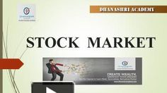 Get Introduction about #Bombay Stock Exchange
