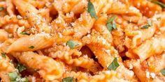 Delicious Pasta Recipes, Bon Appetit, Yummy Files, Campanelle Pasta