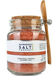 8 Oz Chef's Jar - Alaea Hawaiian Salt