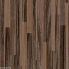 Adhesivo Vénilia Perfect - Madera laminada castaño - 200 x 45 cm - Fotografía n°1