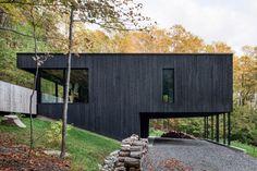 Mount Shefford Rock House