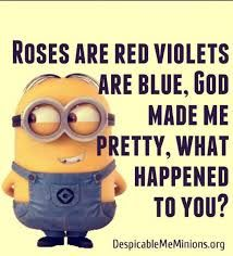 Cute Minion Quotes For Her 5 A Twist On An Old Classic