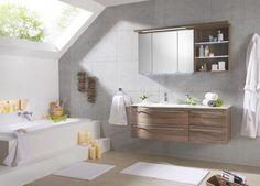 Double Vanity, Bathtub, Bathroom, Products, Environment, Glamour, Wood Grain, Oak Tree, Bathing