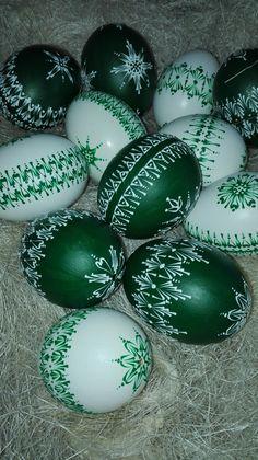 Krasleny eggs