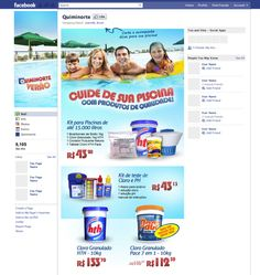 Facebook - Quiminorte Verão