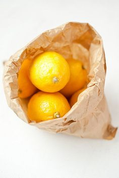 Nothing better than picking the fresh lemons off our trees in the backyard!