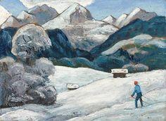 A Polar Bear's Tale: Gabriele Münter (1877-1962)