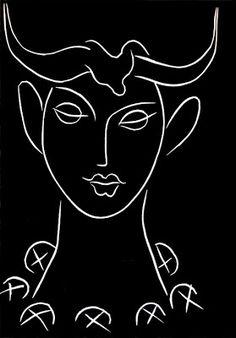 Flores y Palabras: Henri Matisse: Pasífae