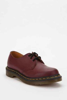 Dr. Martens 3-Eye Oxford - Urban Outfitters