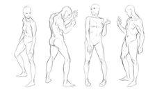 ArtStation - Gestures, John Grello