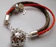 Koralikowy raj...: Witam Wszystkich Raj, Bracelets, Leather, Jewelry, Bangle Bracelets, Jewellery Making, Jewerly, Jewelery, Jewels